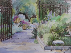 Greg's Garden - Bergman Garden Design & Landscaping